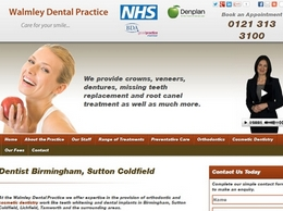 https://www.walmleydental.co.uk/whitening-enlighten.aspx website