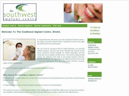http://www.swimplantcentre.co.uk/html/dentaldentures.htm website